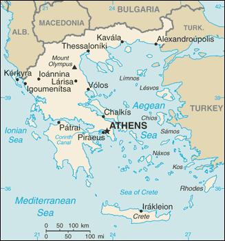 hoeveel griekse eilanden zijn er
